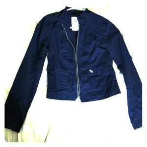 Zip up blazer/jacket